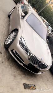 BMW 740li 2016 وارد الناغي