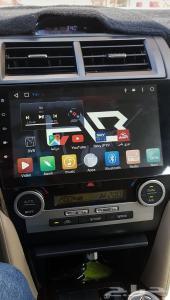 دلع سيارتك الكامري بشاشة هاب 2016