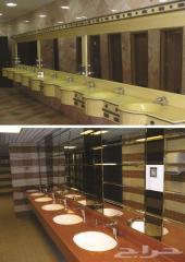 مغاسل رخام صناعي للحمامات والمطابخ بالرياض