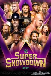 تذاكر عرض WWE Super ShowDown جدة - 2 بلاتنيوم