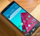 هاتف LG G4 ذهبى يعمل بصورة ممتازة وبطارية