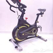 دراجة مغناطيسية spinning تتحمل150كيلو