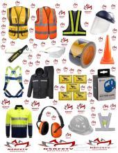 معدات وأدوات السلامة المهنية - الشرقية