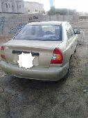 الرياض - ا  سياره اكسنت 2002