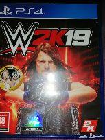 (بيع مستعجل ) WWE 2K19 - مصارعه 2019