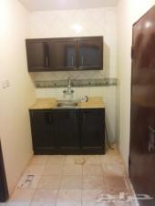 غرفة و مطبخ و حمام عزاب الروابي