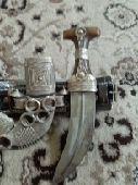 نجران - خنجر الصب فضه قديم