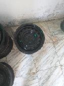 جنوط حديد مقاس 16 سوح للبيع
