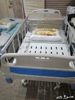 سرير طبي كهربائي اربع حركات