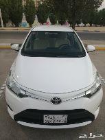 سيارة يارس 2015
