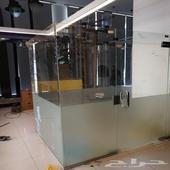 مؤسسه المونسي لتوريد وتركيب جميع انواع الزجاج