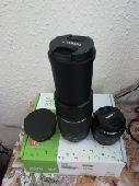عدسات كاميرا كانون3