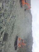 حفر وترحيل وقطع صخري