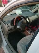 سيارة تويوتا كورلا السيارة موديل 2013