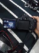 كاميرا كانون600Dللببع