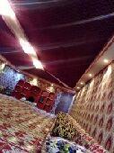 بيوت شعر  تلبيس قماش  مجالس عربية مشبات قرميد