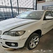 تشليح قطع BMW  X6 الريااض