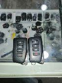 مفتاح آر إكسES  RX IS