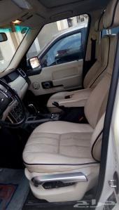 للبيع   او البدل سيارة رنج روفر مديل 2006