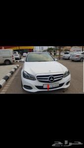 مرسيديس  Mercedes E class 2014  _ E200