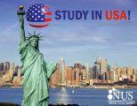 للدراسة بأمريكا