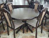 عرض خاص ومميز   طاولة طعام الشكل الجدي
