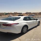 كامري 2018 ستاندر سعودي