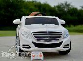 مرسيدس بنز للأطفالS600 عجلات مطاط