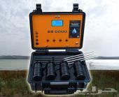 جهاز كشف المياة الجوفية وتحديد نوعها لعمق700م