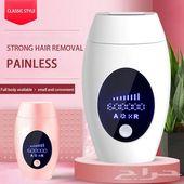 جهاز إزالة الشعر بالوميض الليزر