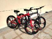 دراجه هوائية قابله للطي