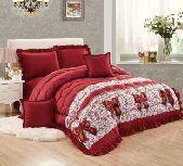 مفارش سرير أنيقة وجذابة وبأسعار مناسبة
