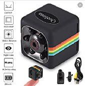 أصغر كاميرا تسجيل فيديو اتش دي ب199 ريال ..