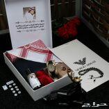 بوكس هدايا ماركه جورجو ارماني