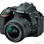 كاميرا نيكون D5500