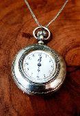 ساعة جيب فضة صنع سنة1891 امريكية  قديم تراث