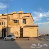 فيلا للايجار في حي الغروب في الرياض