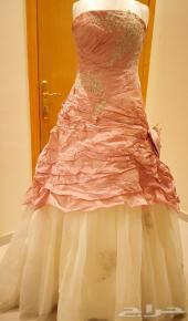 فستان ملكه فخم