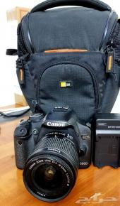 كاميرا كانون  Canon 500D الاحترافية