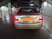 مرسيدس c180  موديل 2010 للبيع