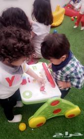 حضانه اطفال منزلية طريق الملك عبدالعزيز مخرج5