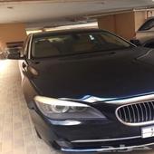 2010 BMW 740