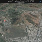 للبيع ارض 314م في ت8العزيزيه ب280الف
