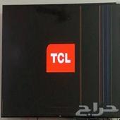 شاشة TCL للبيع وتنفع قطع غيار وايضا ممكن استخدامها كمشاهده