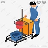 النظافه من الايمان (يوجد لدينا عماله نظافه منازل في الدمام