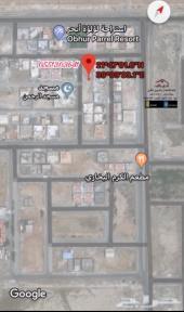 للبيع ارض في مخطط لؤلؤة الشمال مقابل مسجد