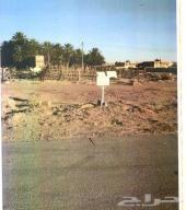 4 قطع ارض للبيع بجوار مصلي العيد