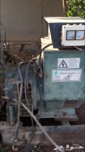 مكينة كهرباء فولفوvolvo نظيفه