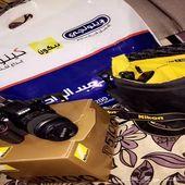كاميرا نيكون للبيع .. البيع مستعجل