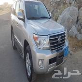 لاندكروزر 2014 Gxr يمني فل بازرعه